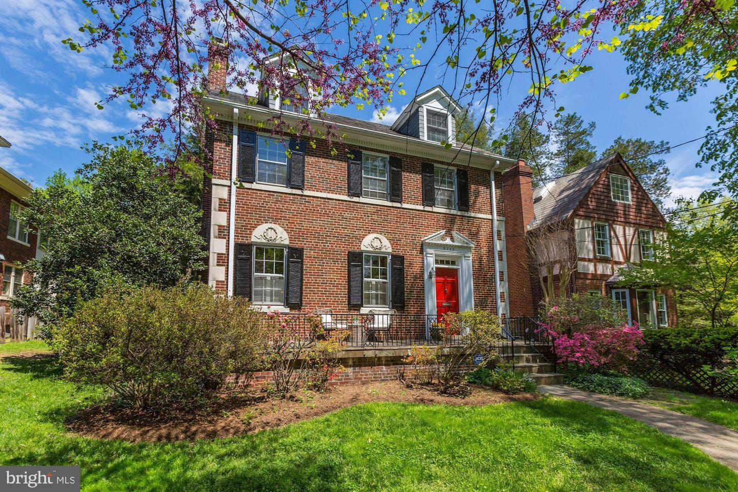 Single Family for Sale at 5309 Nevada Ave NW 5309 Nevada Ave NW Washington, District Of Columbia 20015 United States
