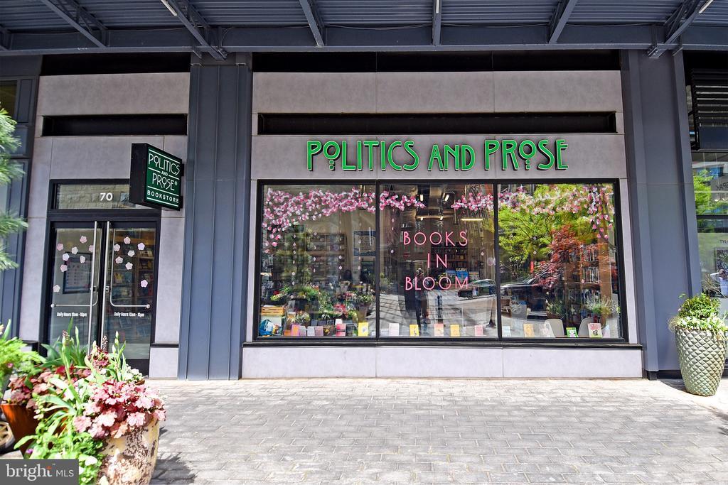 Politics and Prose - 602 H ST SW, WASHINGTON