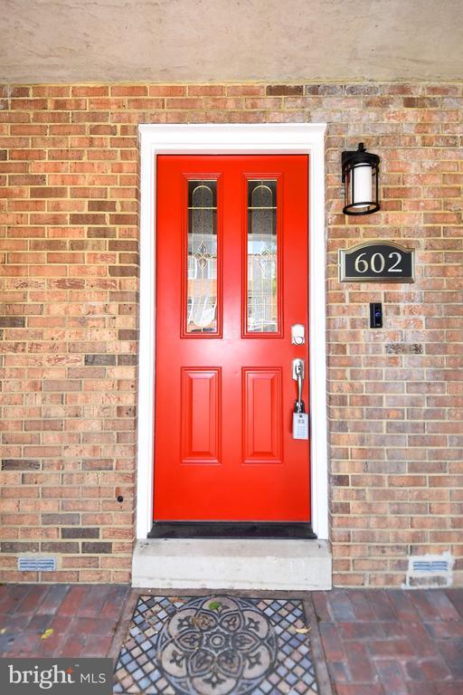 Front Door - 602 H ST SW, WASHINGTON