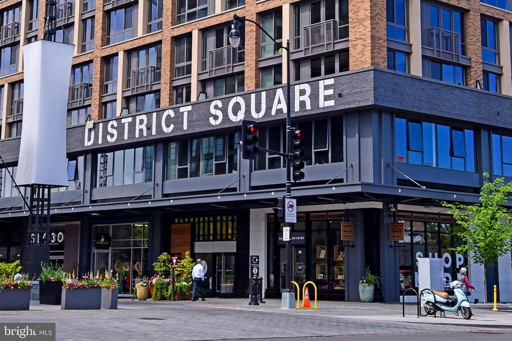 District Square - 602 H ST SW, WASHINGTON