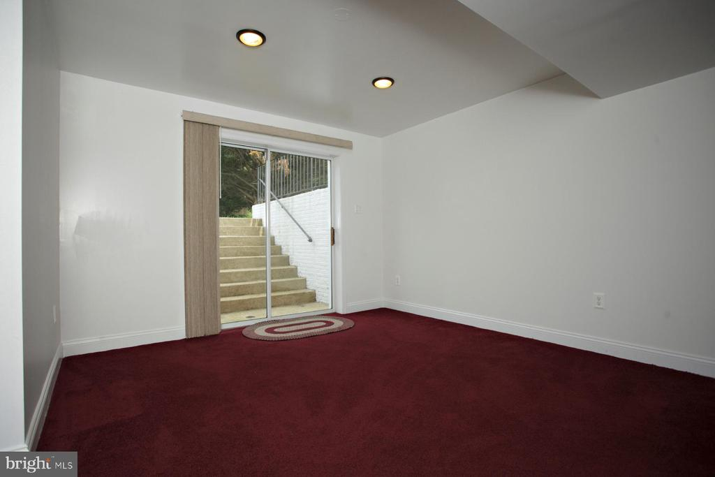 Finished Basement Walk-out - 29 BLOSSOM WOOD CT, STAFFORD