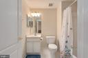 Basement Full Bath - 278 ARIEL DR NE, LEESBURG