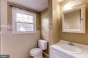 Full bath - 9505 FARMVIEW CT, FAIRFAX