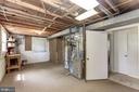 Utility room - 9505 FARMVIEW CT, FAIRFAX