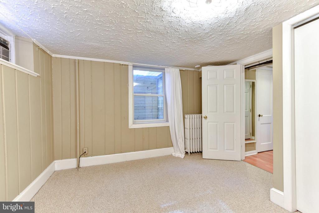 Basement Bedroom 1 - 1503 N EDISON ST, ARLINGTON