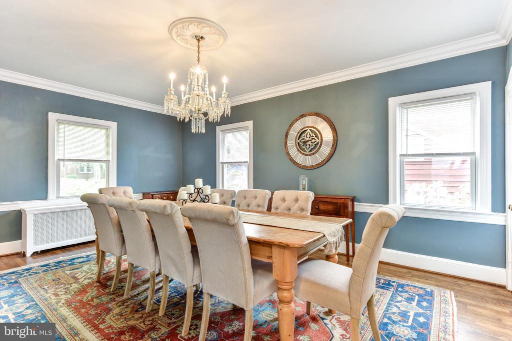 Dining Room - 1503 N EDISON ST, ARLINGTON