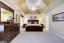 Master bedroom - 7318 EDMONSTON RD, COLLEGE PARK