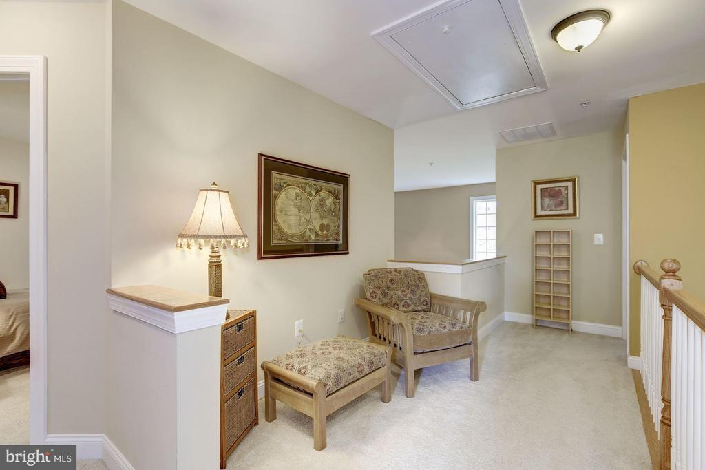 2nd floor sitting area - 7318 EDMONSTON RD, COLLEGE PARK