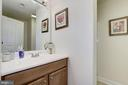 Basement full bath - 7318 EDMONSTON RD, COLLEGE PARK