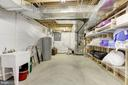 Utility room - 7318 EDMONSTON RD, COLLEGE PARK