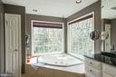 Owners Bathroom - 5708 TRAFTON PL, BETHESDA