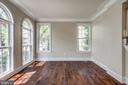 Formal living room would welcome your baby grand - 47762 BRAWNER PL, STERLING