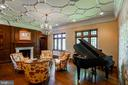 Formal Music room - 869 CHILDS POINT RD, ANNAPOLIS