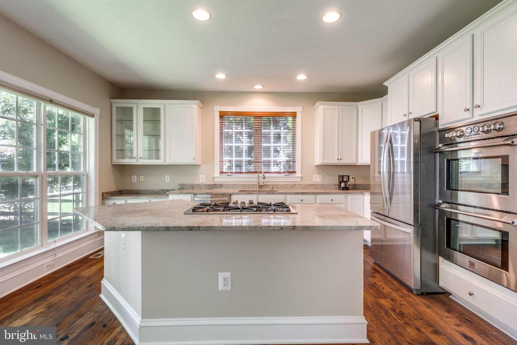 Bring on the chef and all those kitchen dwellers - 47762 BRAWNER PL, STERLING