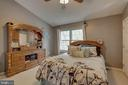 Owners suite with vaulted ceilings - 9637 LAMBETH CT, COLUMBIA