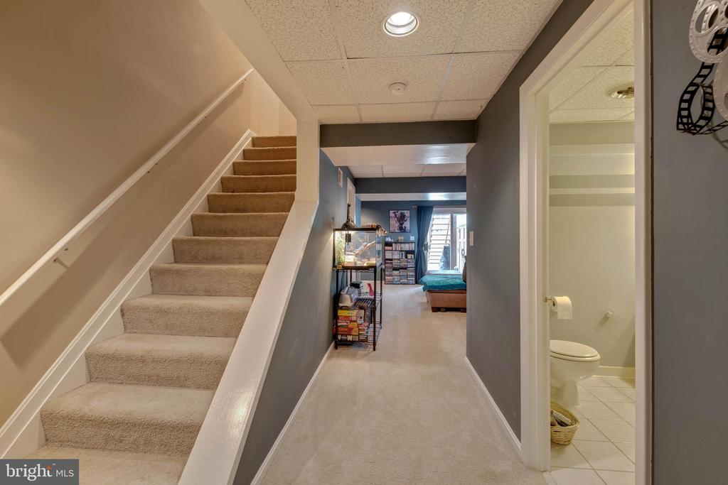 Basement - 9637 LAMBETH CT, COLUMBIA