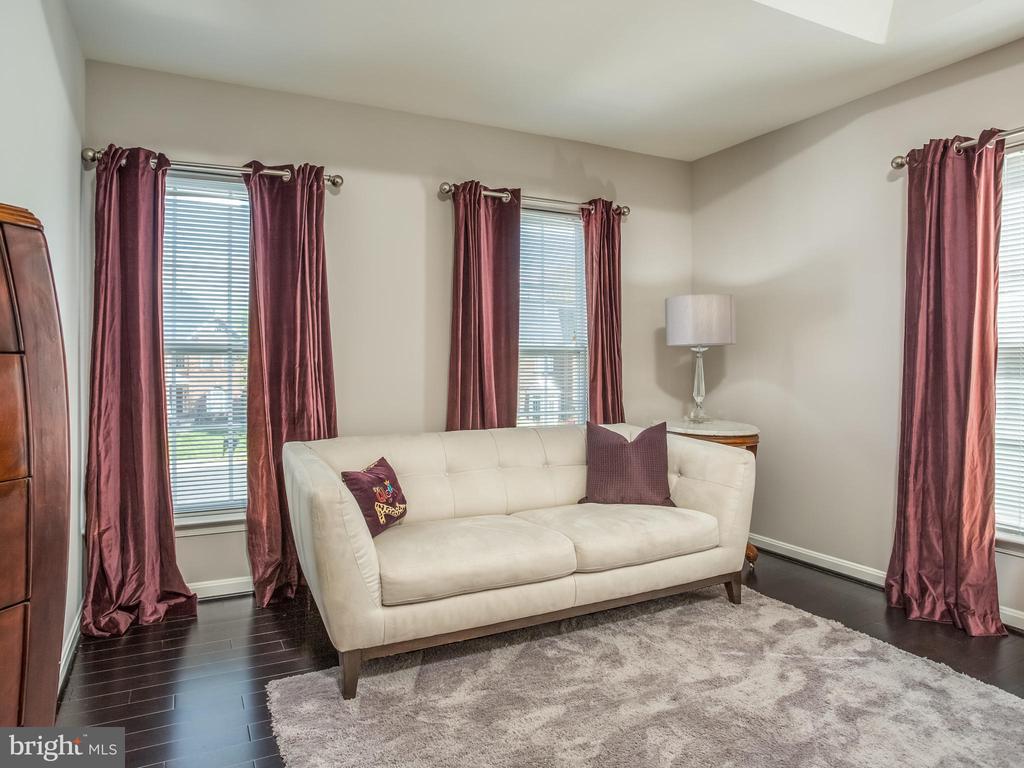 Master Bedroom Sitting area - 325 SENATE CT, HERNDON