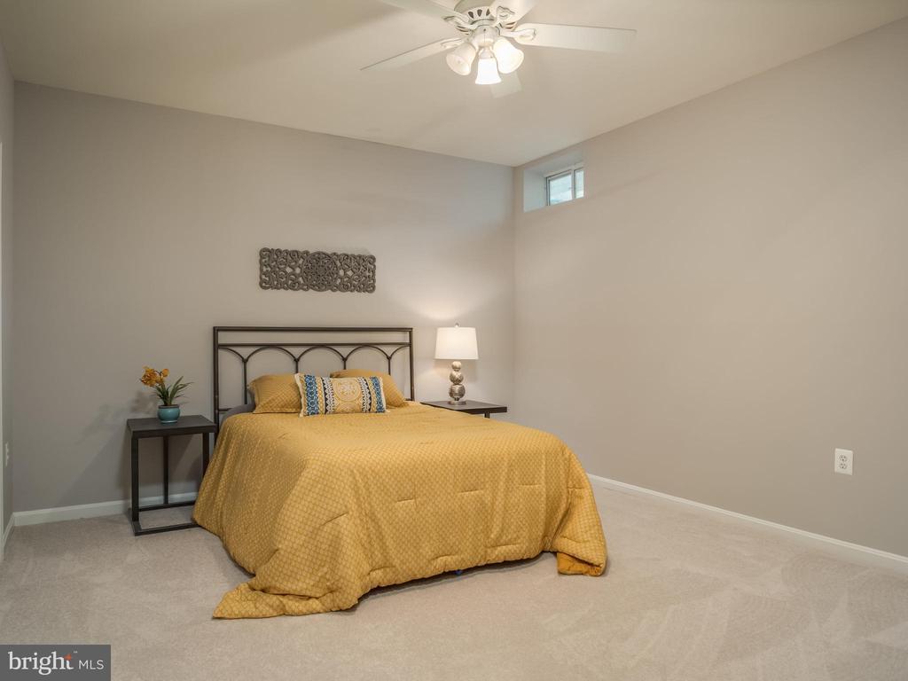 Bonus Room Basement - 325 SENATE CT, HERNDON