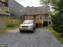Gravel Parking pad for 2-3 cars - 1016 DOUGLAS ST NE, WASHINGTON
