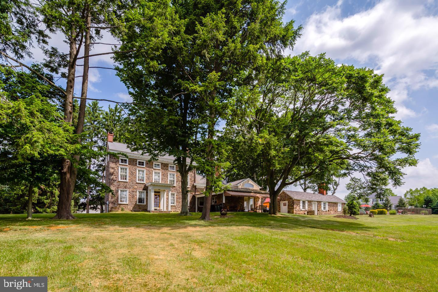 Single Family Homes for Sale at Holland, Pennsylvania 18966 United States