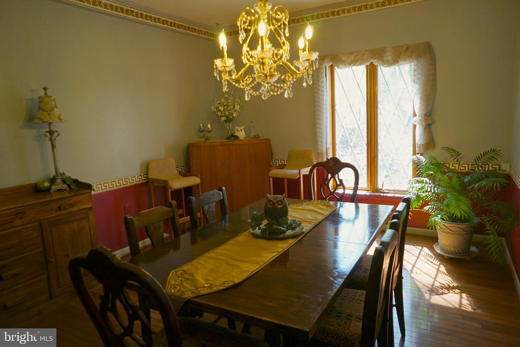 Formal Dining Room - 3970 PANHANDLE RD, FRONT ROYAL