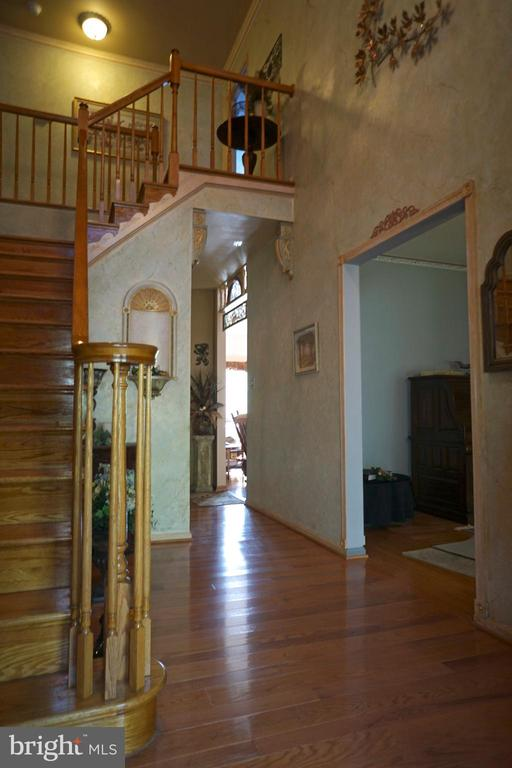 Foyer - 3970 PANHANDLE RD, FRONT ROYAL