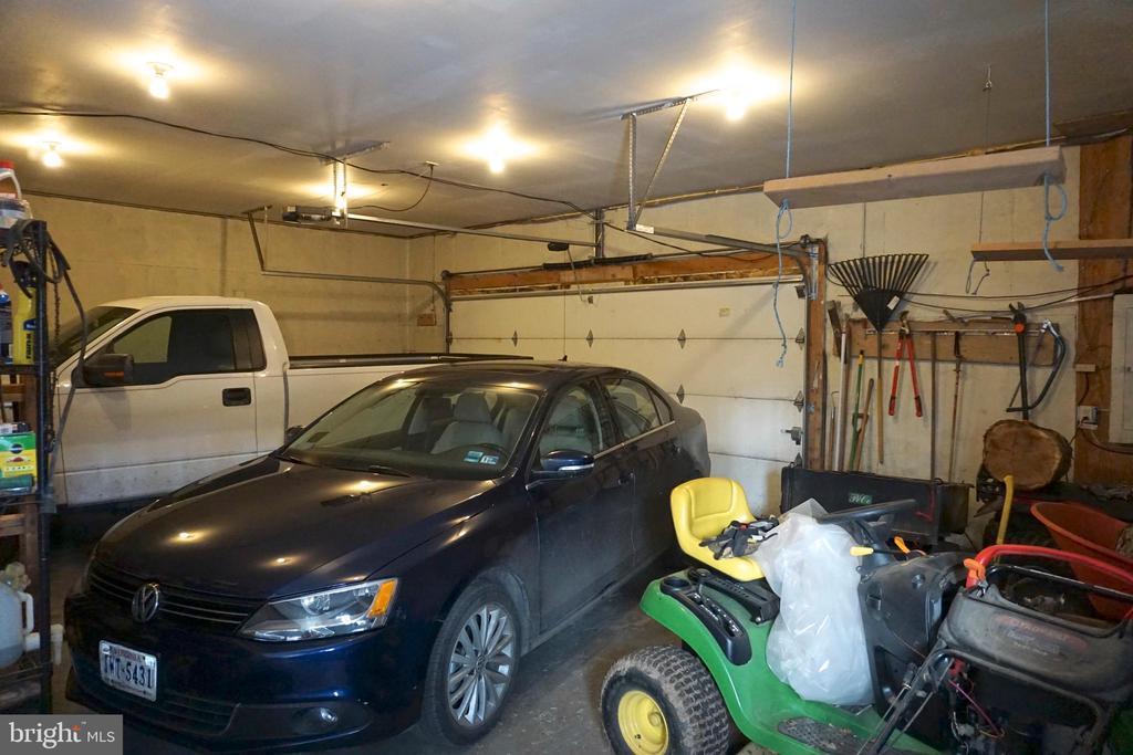2 car garage - 3970 PANHANDLE RD, FRONT ROYAL