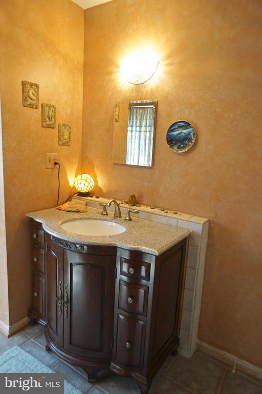 Master Bath sink - 3970 PANHANDLE RD, FRONT ROYAL