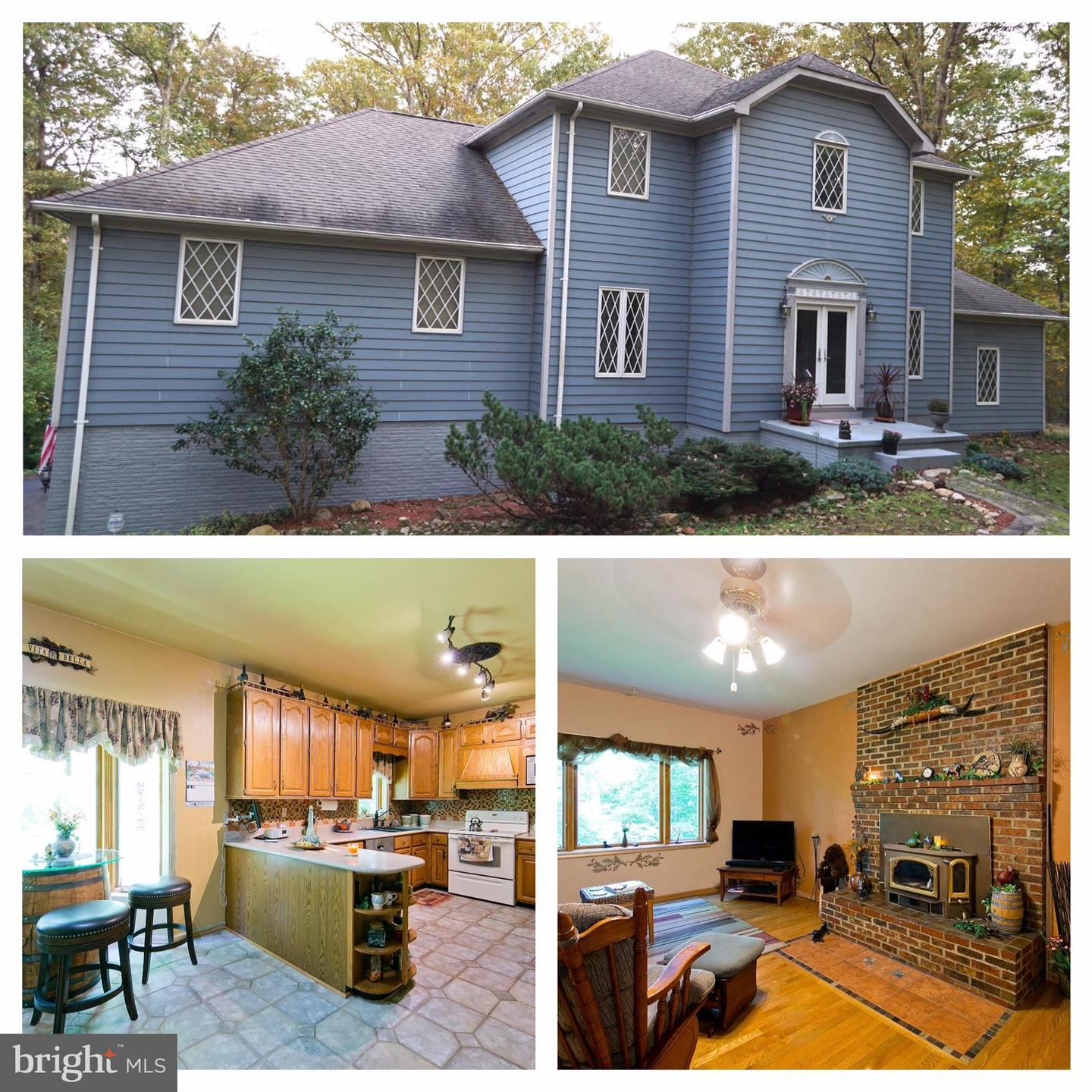 Single Family for Sale at 3970 Panhandle Rd Front Royal, Virginia 22630 United States