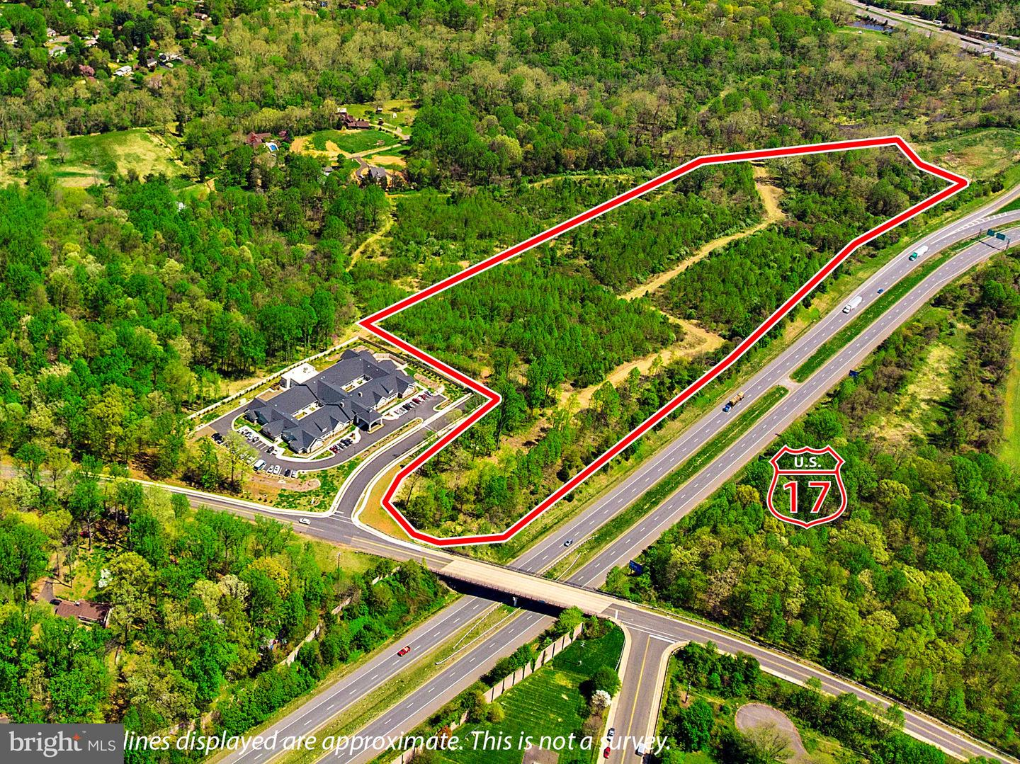 Land for Sale at Warrenton, Virginia 20186 United States