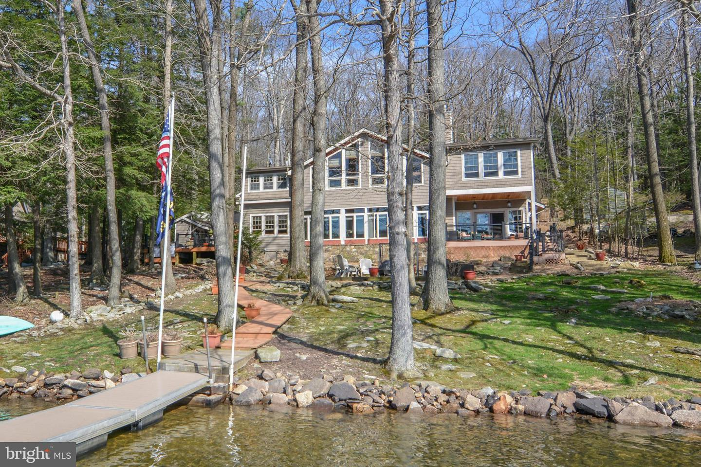Single Family for Sale at 2181 Lake Shore Dr Oakland, Maryland 21550 United States