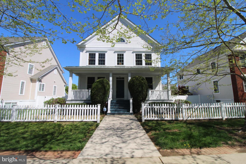 Enfamiljshus för Försäljning vid Plainsboro, New Jersey 08536 Förenta staterna