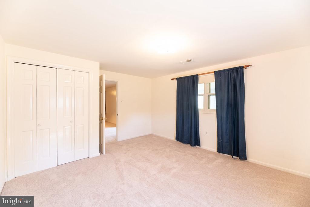 Lower level bedroom - 42031 BRIGHTWOOD LN, LEESBURG