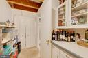 Basement storage/utility room - 9637 LAMBETH CT, COLUMBIA