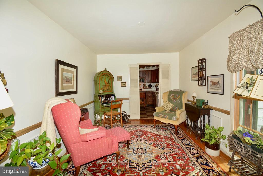 Enjoy some quiet time reading a good book - 3634 CAMELOT DR, ANNANDALE