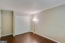 Second bedroom upstairs - 658 15TH ST S #A, ARLINGTON