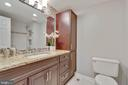 Master bathroom with TONS of storage !! - 658 15TH ST S #A, ARLINGTON