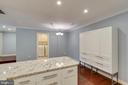 Eat-in kitchen/ Dining area w/ extra storage - 658 15TH ST S #A, ARLINGTON
