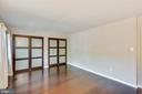 Master bedroom - 658 15TH ST S #A, ARLINGTON