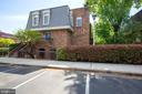 One reserved parking spot right out front ! - 658 15TH ST S #A, ARLINGTON