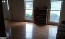 Living Room - 13704 STONEHUNT CT, CLIFTON