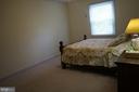 Bedroom - 1406 WASHINGTON DR, STAFFORD