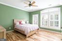 2nd bedroom w/large walk in closet - 47643 PAULSEN SQ, STERLING