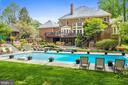 Private Swimming Pool - 106 FALCON RIDGE RD, GREAT FALLS