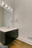 Powder room - 3036 N POLLARD ST N, ARLINGTON