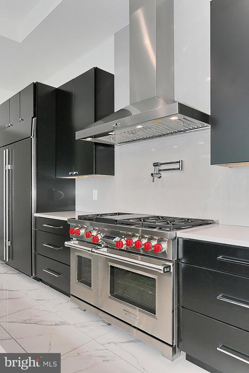 Kitchen - 3036 N POLLARD ST N, ARLINGTON
