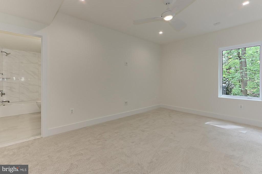 Bedroom lower level - 3036 N POLLARD ST N, ARLINGTON