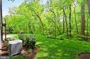 Beautiful backyard - 3036 N POLLARD ST N, ARLINGTON