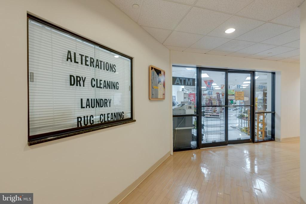 Cleaners and grocery - 5903 MOUNT EAGLE DR #803, ALEXANDRIA