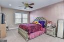 2nd bedroom with ensuite bathroom - 43345 NICKLAUS LN, CHANTILLY
